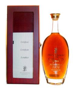 Albert de Montaubert XO impérial 1979 Cognac