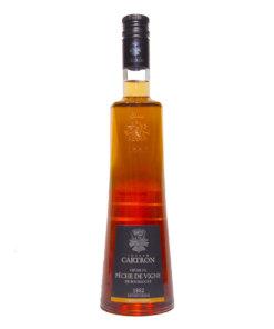 Liqueur Pêche de Vigne de Bourgogne Joseph Cartron