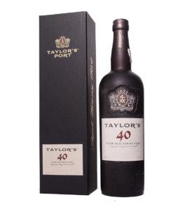 Taylor's 40Y
