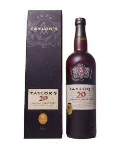 Taylor's Tawny 20Y