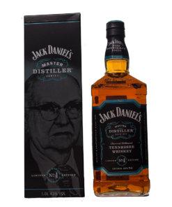 "Jack Daniels Master Distillers No.4 limited Ed ""Jess"" Gamble Jesse Gowan Original"
