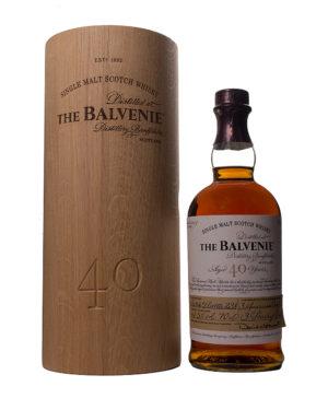 Balvenie 40Y Original