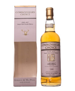 Ardbeg 1991/12Y Connoisseurs Choice Gordon & Macphail