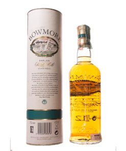 Bowmore 12Y Siebdruck Original