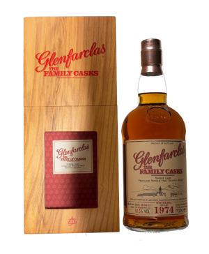 Glenfarclas 1974 Family Cask Original