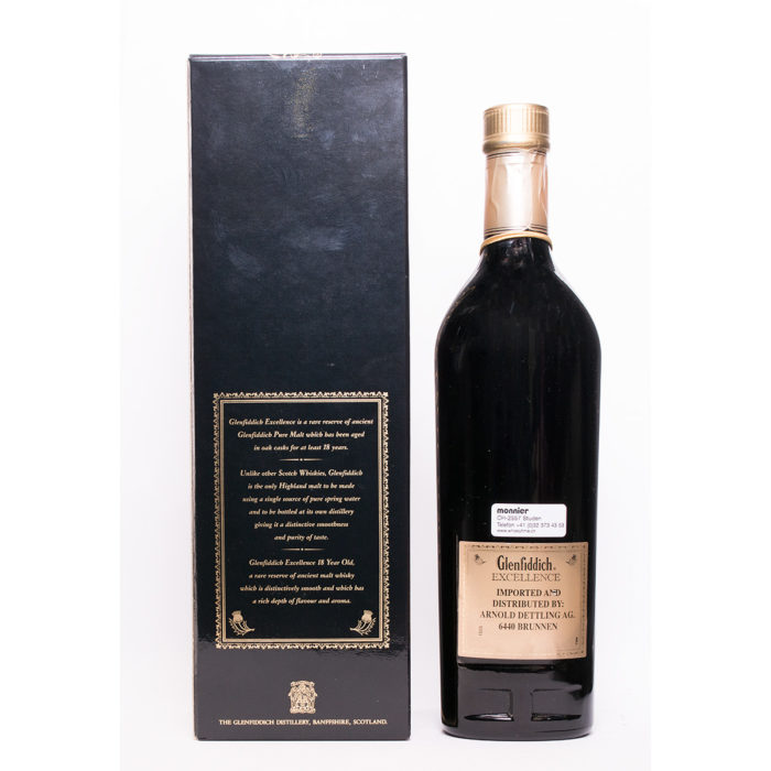 Glenfiddich 18Y Excellance Original