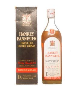 Hankey Bannister Bourbon OriginalHankey Bannister Bourbon OriginalHankey Bannister Bourbon Original