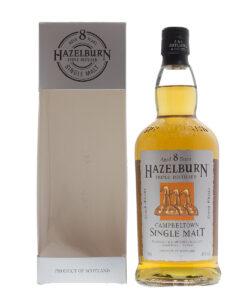 Hazelburn 8Y 2nd Edition Original