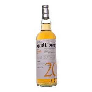 Littlemill 1992 20Y Liquid Library The Whisky Agency