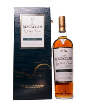 Macallan 12Y Ghillie's Dram Original