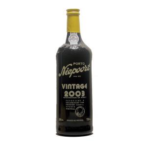 Vintage 2003 Niepoort