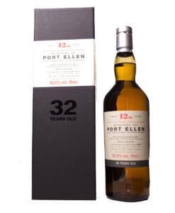 Port Ellen 1979/32Y 12th Release Original