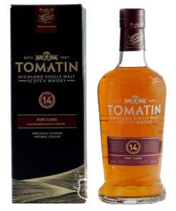 Tomatin 14Y Port Original