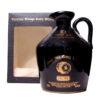 Port Ellen 10Y black ceramic jug Signatory