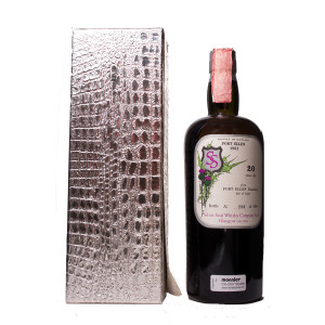 Port Ellen 1982/20Y Manager Reserve Silver Seal