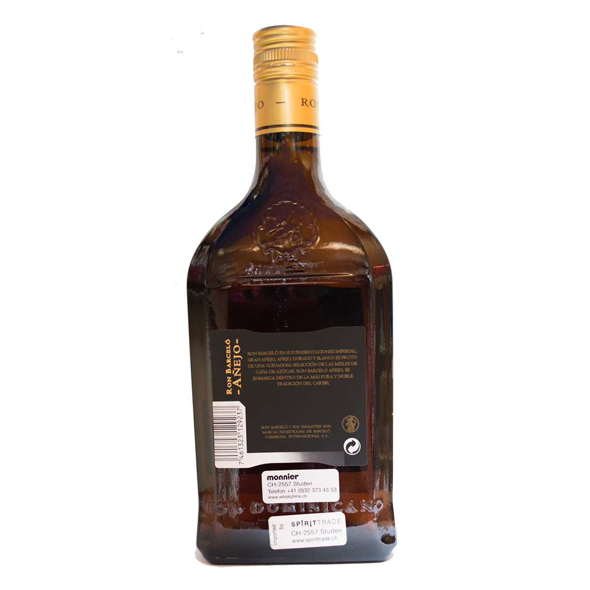Barcelo Anejo Dominicano Original
