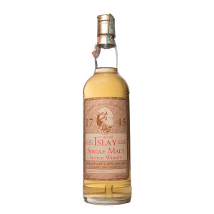 Port Ellen 17Y Raising of the Standard Limited Edition for Royal Mile Whiskies