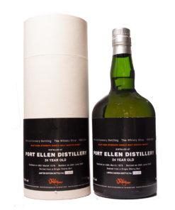 Port Ellen 1978 24Y Sherry for Whisky Shop Douglas Laing