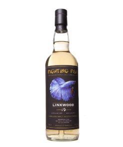 Linkwood 1997 18Y Fighting Fish Monnier