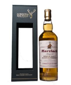 Mortlach 21Y Gordon&Macphail