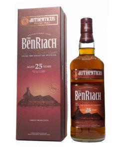 Benriach 25Y Authenticus Original