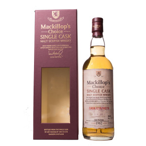 Linlithgow 1982/28Y Mackillop's Choice