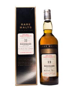 Rosebank 1981 22Y Rare Malts Original