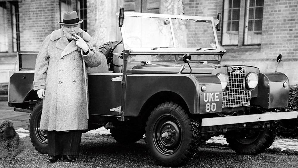 Monnier, Sir Winson Churchill, Whisky