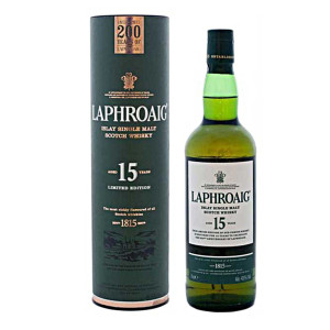 Laphroaig 15Y 200th Anniversary Original