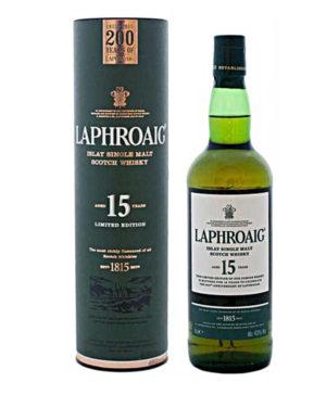 Laphroaig 15Y 200th Anniversary Original