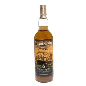 Bruichladdich 2005 11Y Ocean Liner Whiskyschiff Luzern 2017 Jack Wiebers Whisky World