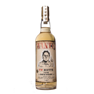 Bowmore 1998 Wanted TV Hotte Jack Wiebers Whisky World