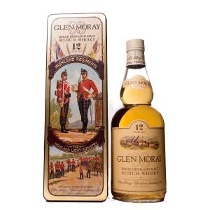 Glen Moray 12Y Highland Light Infantry Original