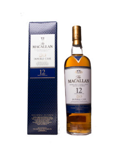 Macallan 12Y Double Cask