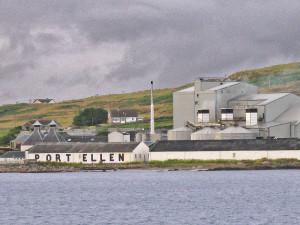 Port Ellen, Whisky-Distellerie, Monnier AG, whiskytime.ch