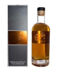 Saint George 2009 8Y English Whisky Exclusive Malts Bourbon David Stirk