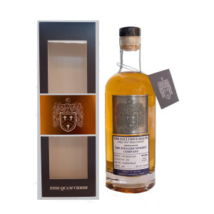 Saint George 2009 8Y English Whisky Exclusive Malts Bourbon David Stirk