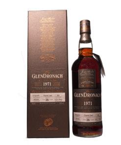 Glendronach 1971 38Y Original