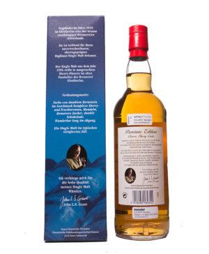 Glenfarclas 1996 Bottled 2017 Original