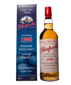 Glenfarclas 1996 Bottled 2017 Original
