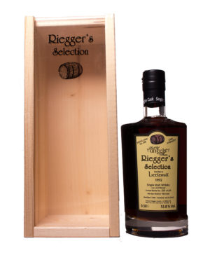 Littlemill 1992 23Y Riegger's Selection dark Sherry