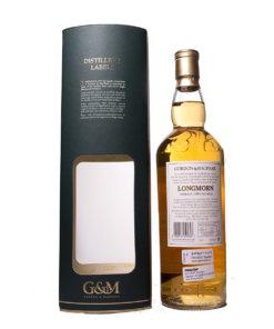 Longmorn 1999 Distillery Label Gordon&Macphail