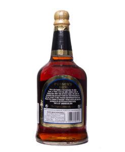 Pusser's British Navy Rum Gunpowder proof Original Barbados