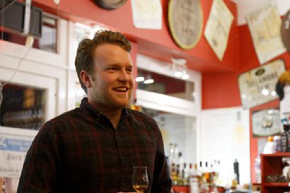Whisky-Dinner mit Campbeltown-Tasting durch RONAN CURRIE aus Campbeltown