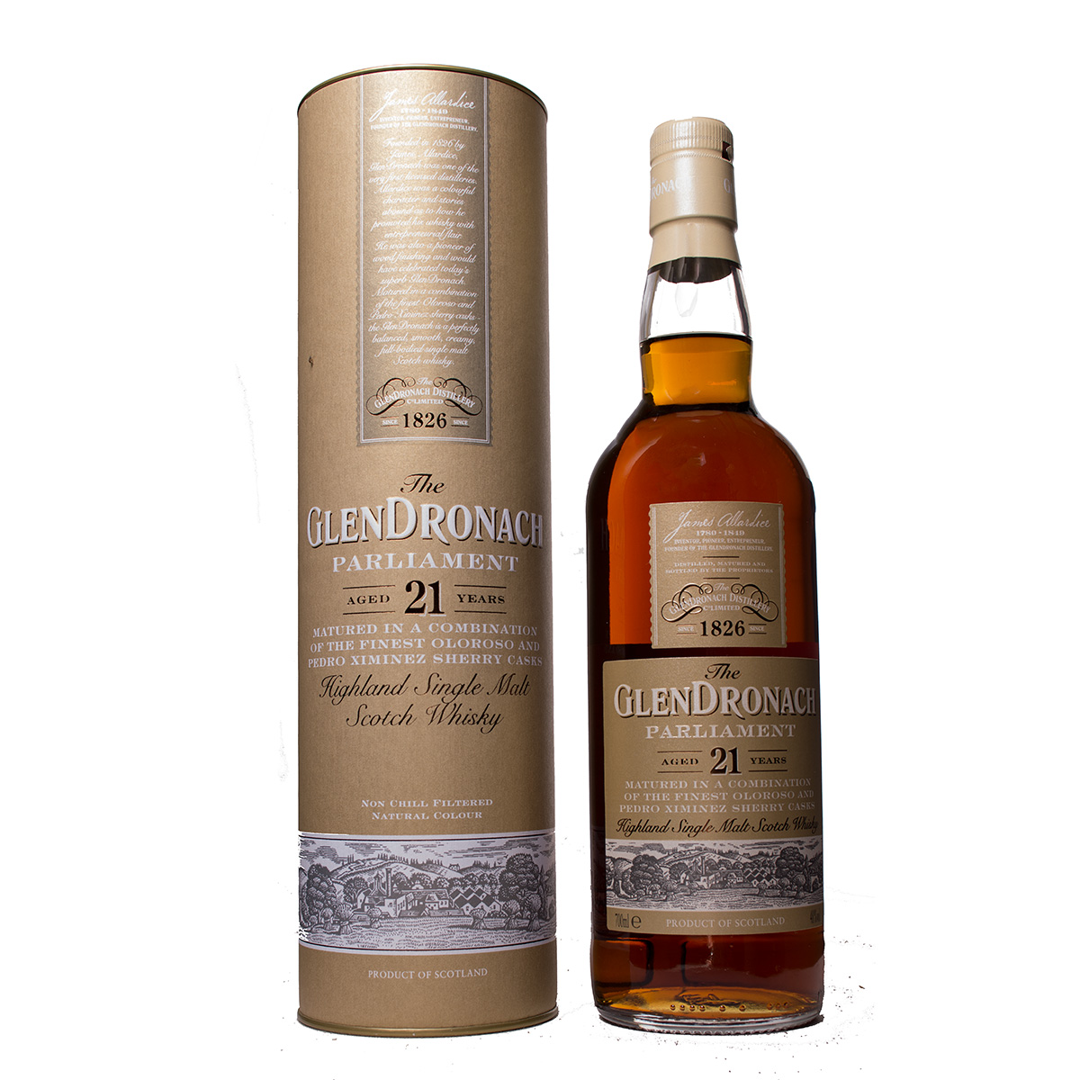 Glendronach Whisky Tour