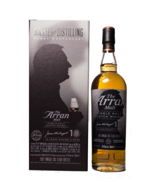 Arran 2007/10Y James MacTaggart Anniversary 5394a