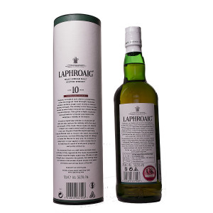 Laphroaig 10Y Batch 7 Cask Strength Original