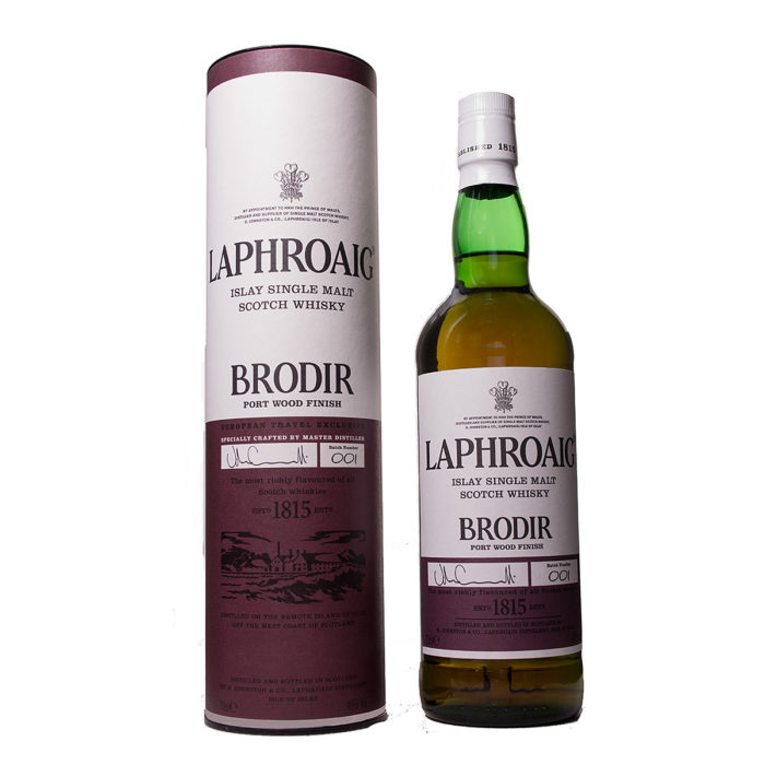 Laphroaig Brodir Port Wood Batch 1 Original
