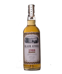 Blair Athol 1988/29Y Old Passenger Whiskyschiff Zürich 2017 Jack Wiebers Whisky World