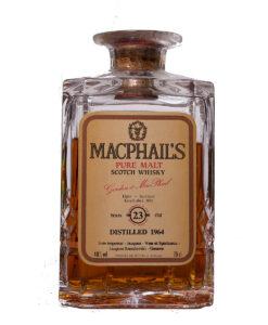 Macphail 1964 23Y Decanter Gordon McPhail